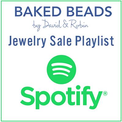 Baked Beads Jewelry Sale Spotify Playlist