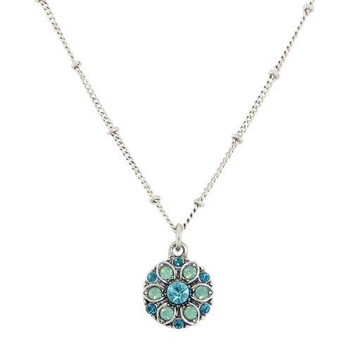 Crystal Florette Necklace